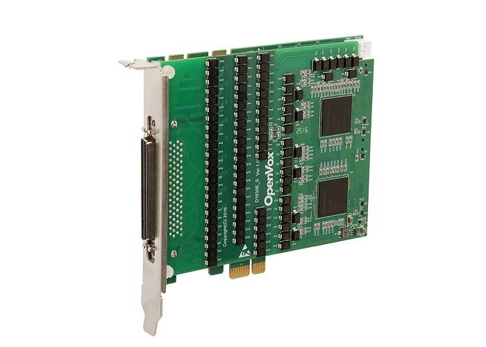 Openvox Telephony Card DE1630E