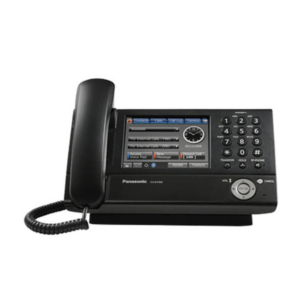 IP Telephone with color touch sensitive LCD display | KX-NT400